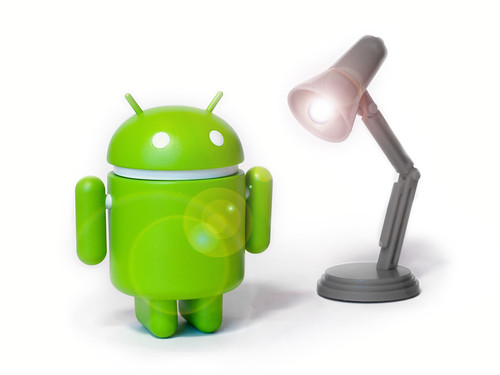 Spotlight on Android