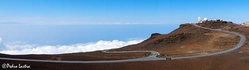 Mt. Haleakala Observatory, Maui, Hawaii.