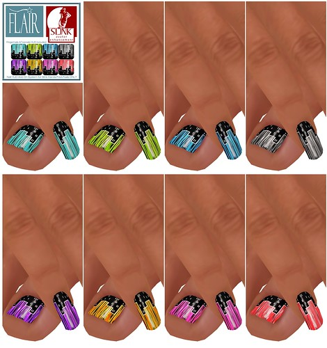 Flair - Nails Set 50