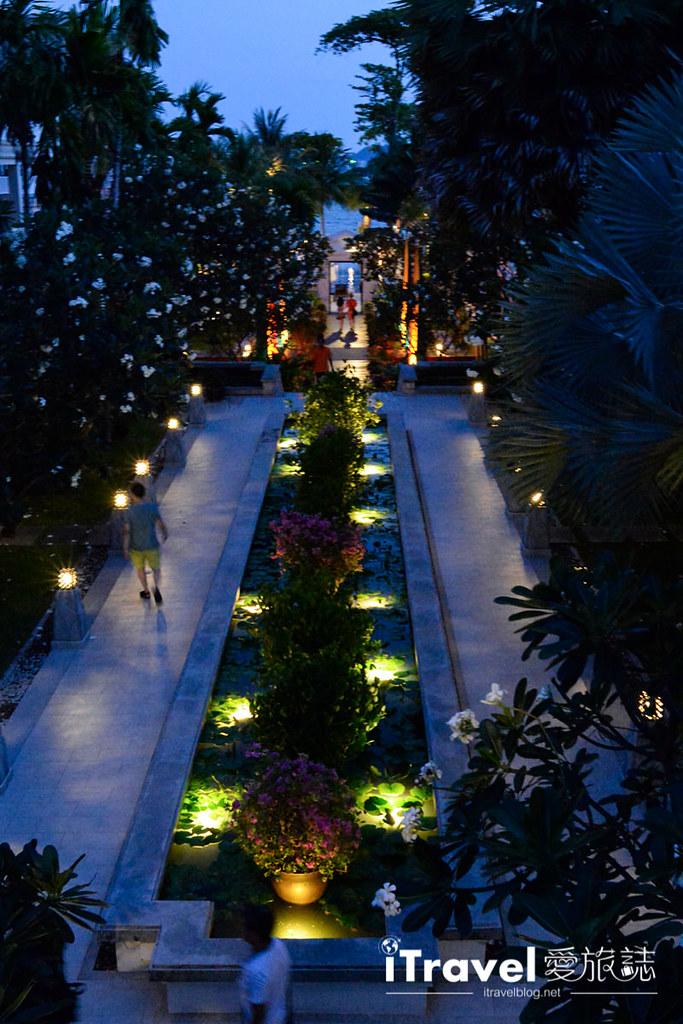 苏美岛自助餐厅 Kandaburi Resort Buffet dinner 01