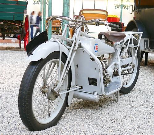 ABC 400 Motorcycle 1920 grey vlt