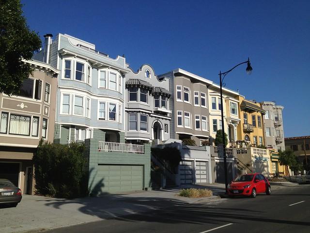 Beautiful San Francisco homes
