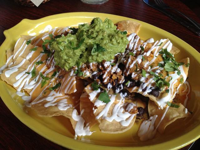 Velvet nachos - Velvet Cantina