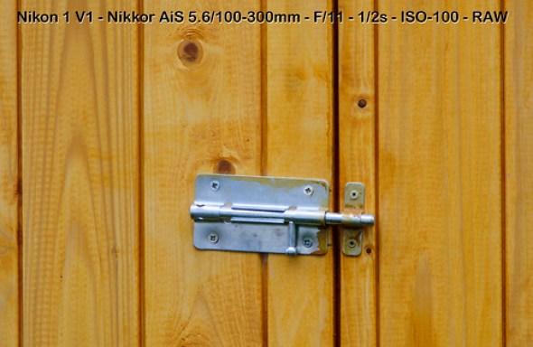 Nikon 1 V1 - Testimage
