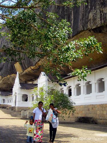 Templos en la roca