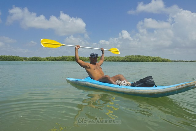 naturist 0001 mangroves, Progreso, Yucatan, Mexico