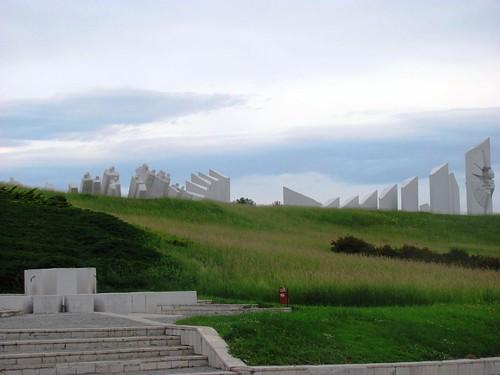 Kadinjača Memorial, Serbia