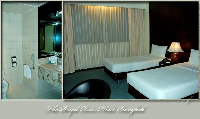 The Royal River Hotel, Bangkok