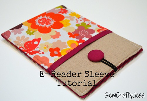 e-reader sleeve