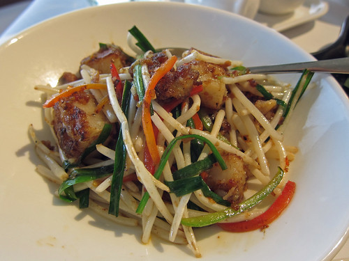 Stir-fried Turnip Cake with XO Sauce