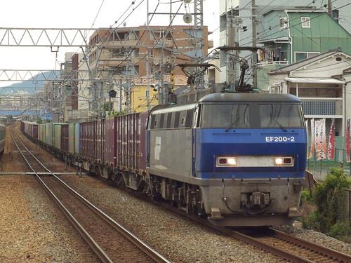 EF200-2 @甲南山手