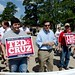 Ted Cruz marching with the KWTP at July 4 parade weeks before his massive win.