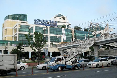 釜山港沿岸旅客ターミナル