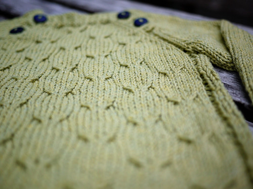 Livingston Baby Sweater