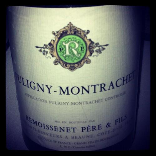 Puligny-Montrachet 2008 Remoissenet