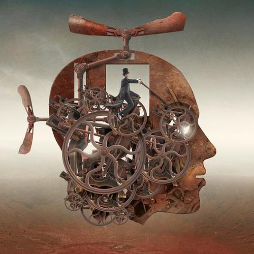 Let Your Imagination Take Flight by Igor Morski