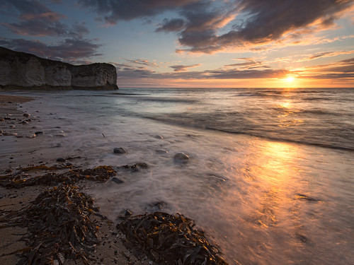 Flamborough Head-sunrise