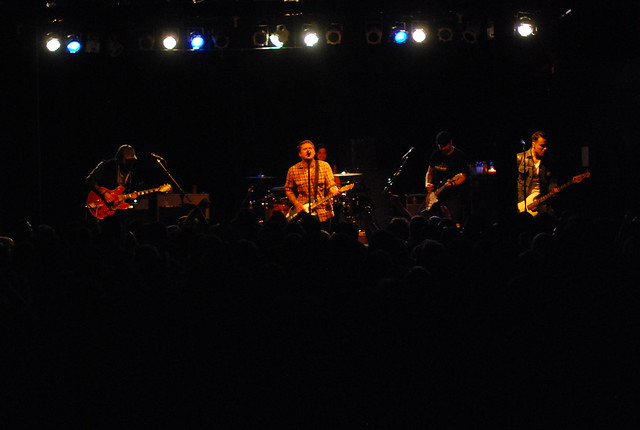 the gaslight anthem @ cat's cradle