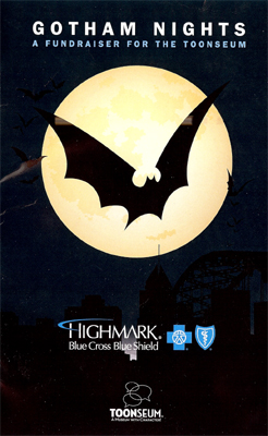 ToonSeum Gotham Nights