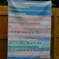 Pink Camo Lawn Chair Reclining Outdoor Quilt-a-daisy: Finished Quilts