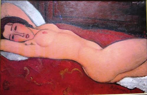como en este Modigliani