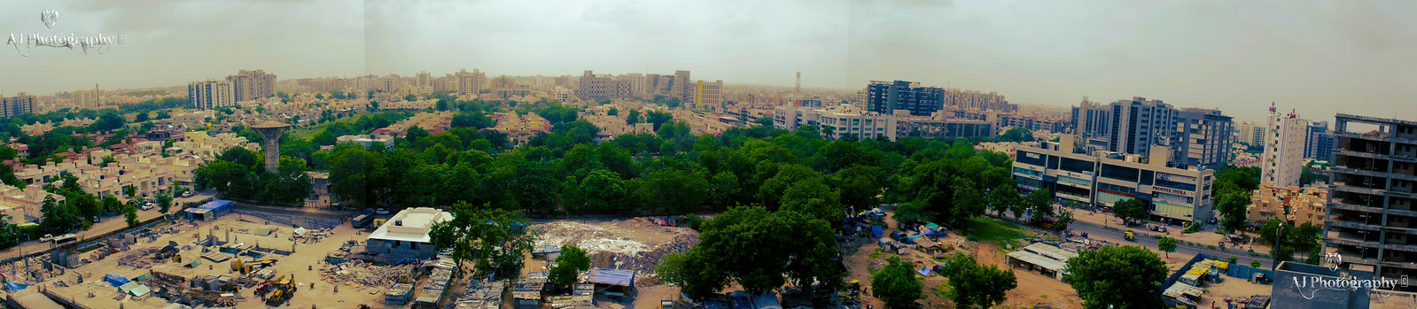 Ahmedabad Panorama At Flickr By Ajay Singh Kharayat