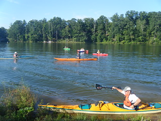 Lake Blalock Paddlefest