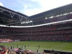 Mexico v Senegal, Wembley