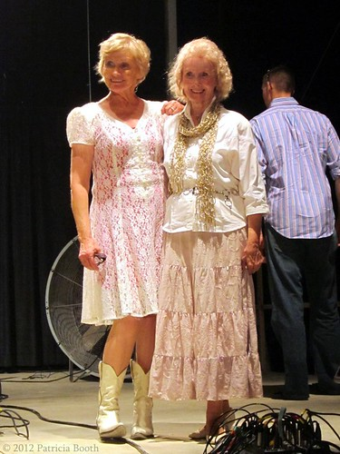 Day 220 Roni Stoneman and Sister, Donna by pixygiggles