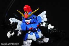 SDGO Sandrock Custom Unboxing & Review - SD Gundam Online Capsule Fighter (37)