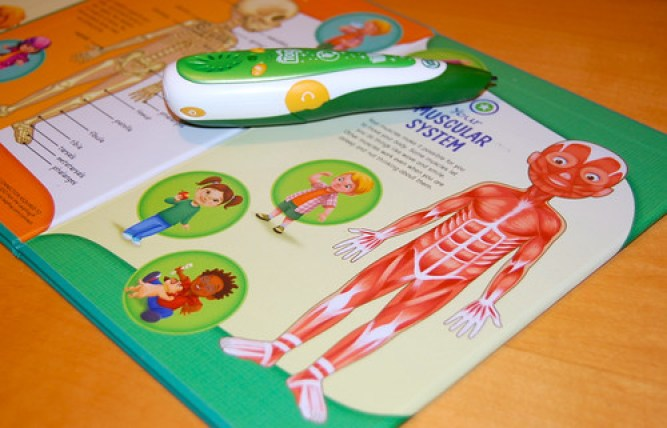 LeapFrog Tag Human Body Discovery Pack