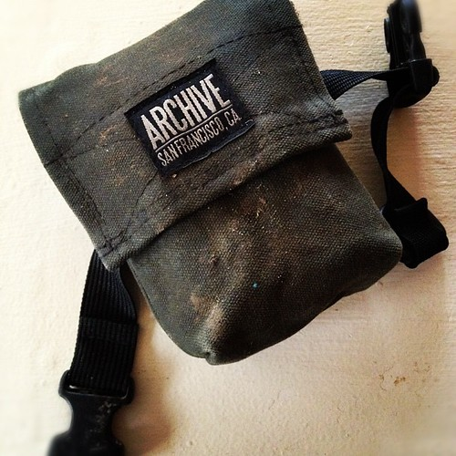 my saddlebag by Archive Victor