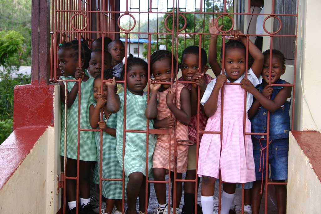 Gren_3286 Children at pre-primary school