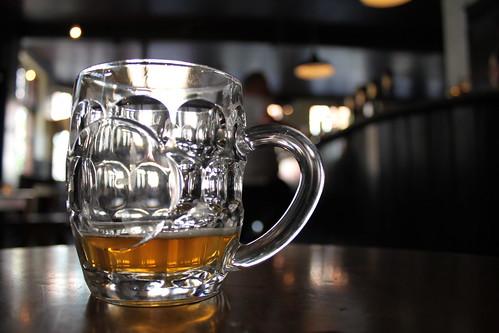 Margot jug (beer glass)