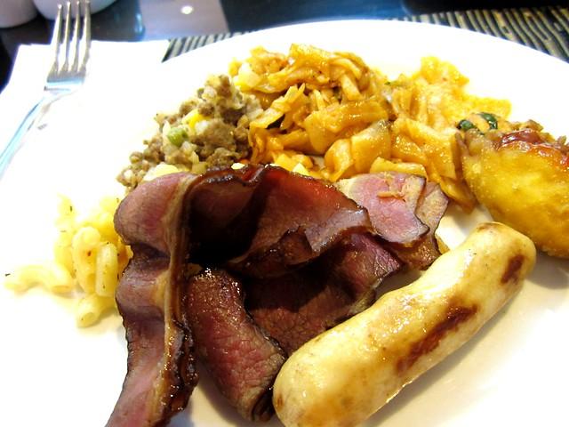 Breakfast - round 1