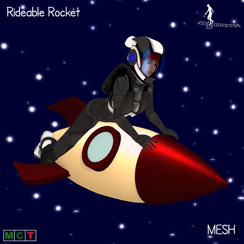 Rideable-Rocket