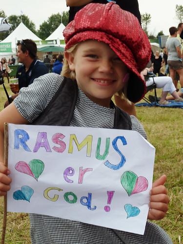 Rasmus (Seebach) is the best!