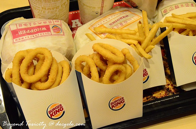 burger king, sunway carnival mall, august 11, 2012