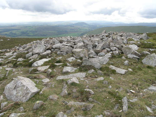 Carrock Fell hill-fort