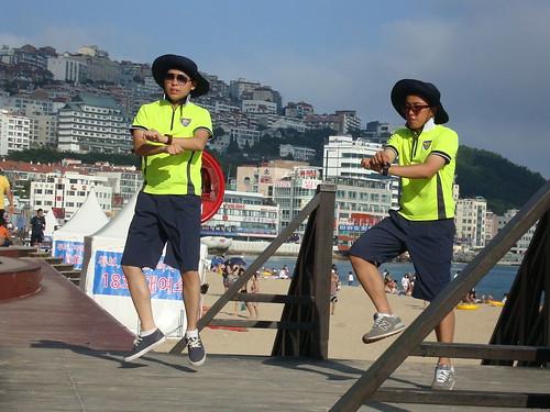 Gangnam Style Haeundae by Jens-Olaf