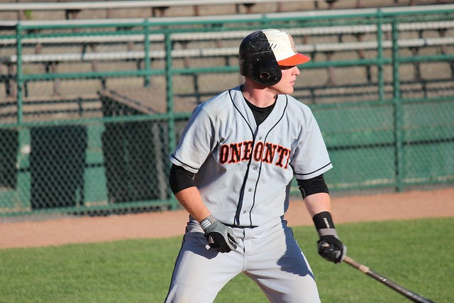 Oneonta batter-up