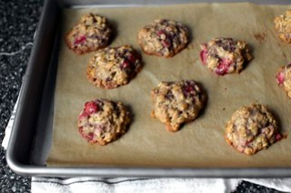 oatmeal strawberry cookies