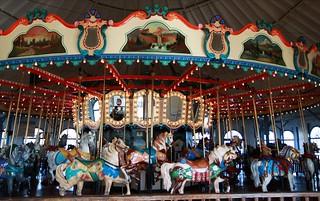 Carousel - Santa Monica Pier