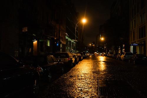 East Village night by Dan Nguyen @ New York City