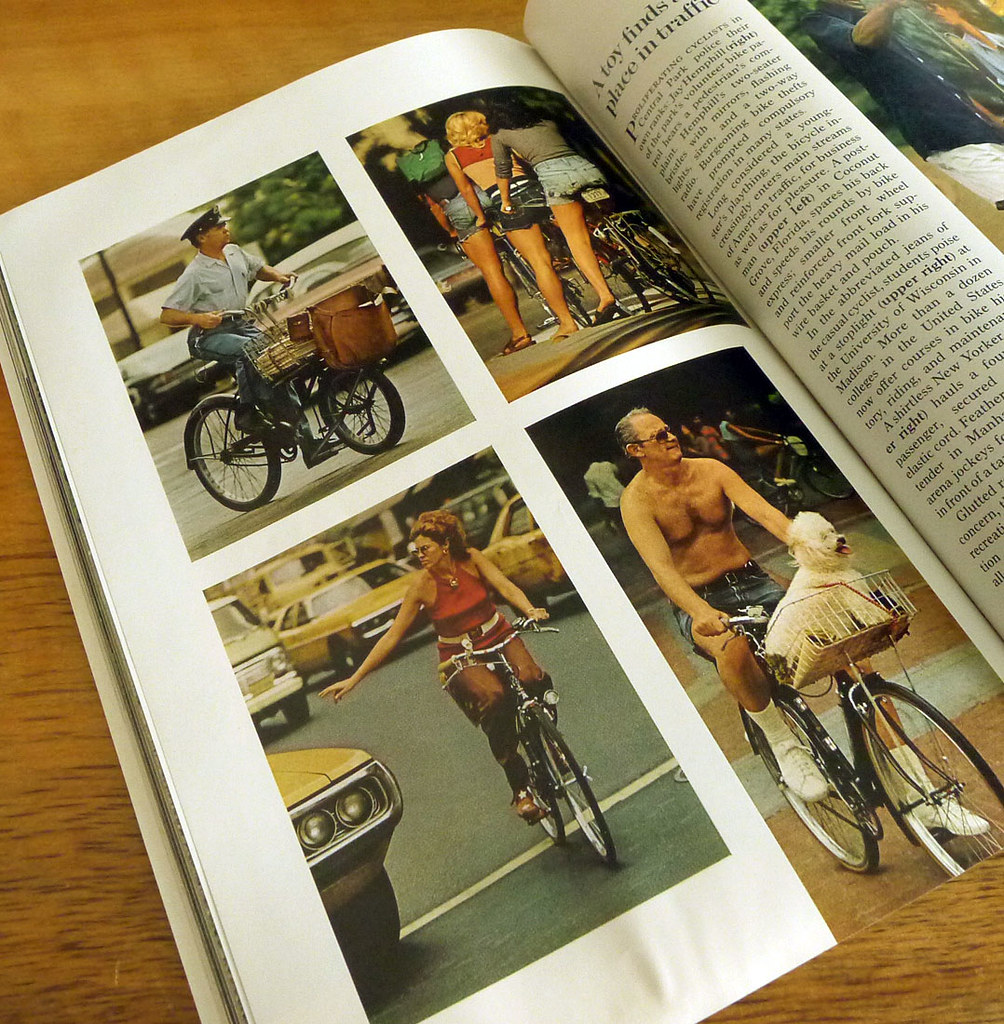 Cycles in Print: Part III