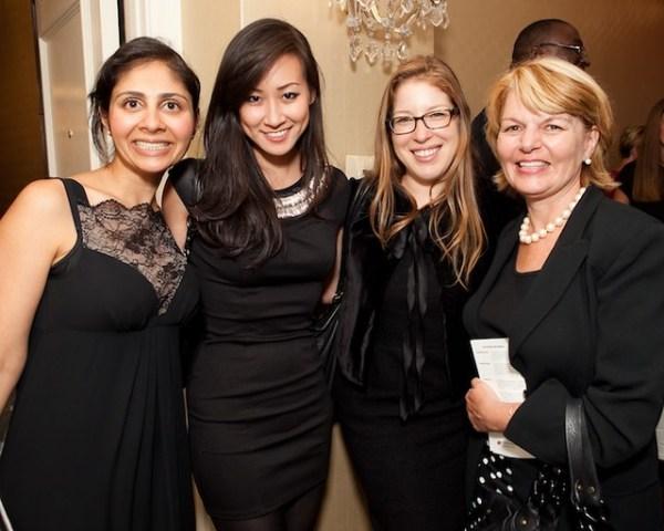 Suhani Kamdar, Christine Liyanto, Lauren Kramer, Kat Meagher