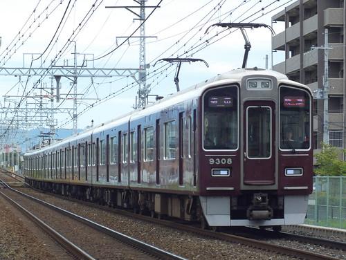9308F @南茨木〜茨木市