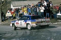 Nissan 240 RS - Montecarlo 1984