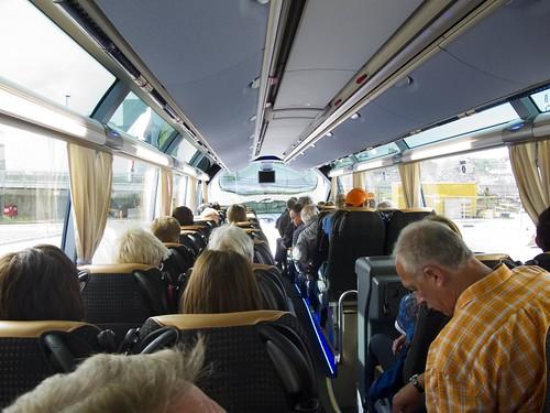462 Bus para el Tren Oslo-Bergen