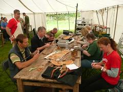 Bark sheath workshop